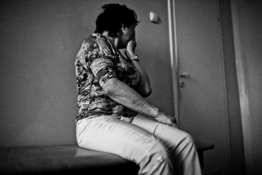 пациентка наркологического центра фото: Татьяна Плотникова